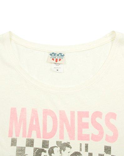 Femmes - Junk Food Clothing - Madness - T-Shirt