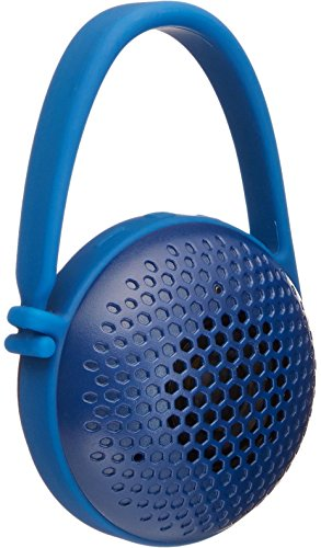 AmazonBasics Nano Bluetooth Speaker - Blue
