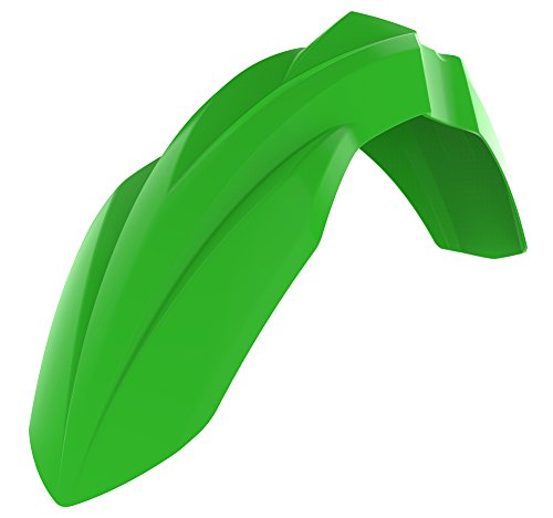 Green Front Fender - 7