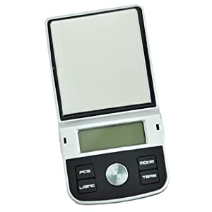 Amput APTP455 200g/0.01g Jewelry Gold Silver Coin Herb Pocket Digital LED Scale