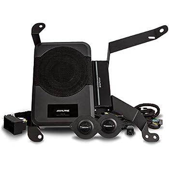 Amazon.com: Alpine Electronics PSS-23WRA Powered Sound