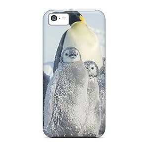 Iphone 5c Tnp14060IPgE Watching Over Penguin Chicks Antarctica Cases Covers. Fits Iphone 5c