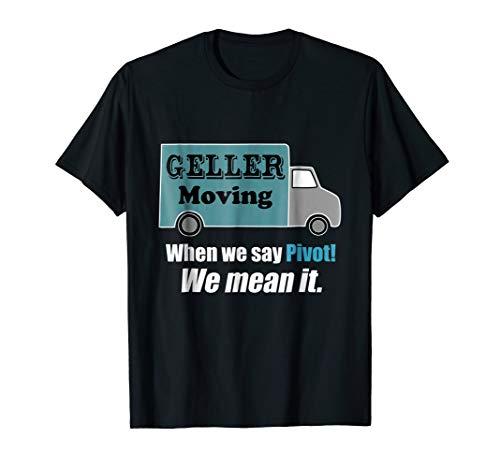 Friends Pivot T-Shirt - Geller Moving