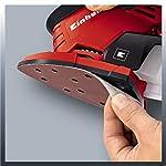 einhell-4460560-Te-OS-1320-Levigatrice-Multifunzione-130-W-230-V-Rosso