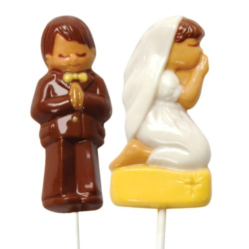 Make N' Mold 0250 Dress My Cupcake Communion Pop Candy Mold]()