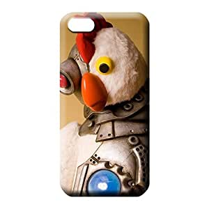 iphone 6 normal Proof Plastic New Arrival Wonderful mobile phone carrying shells robot chicken
