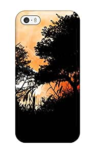 Hot Style OFTKwkd6840Wwwki Protective Case Cover For Iphone5/5s(artistic) by lolosakes