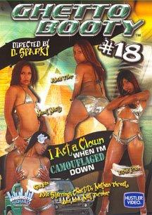 GHETTO BOOTY VOLUME 18 - DVD ()
