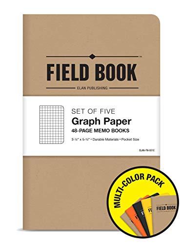Field Notebook/Pocket Journal - 3.5