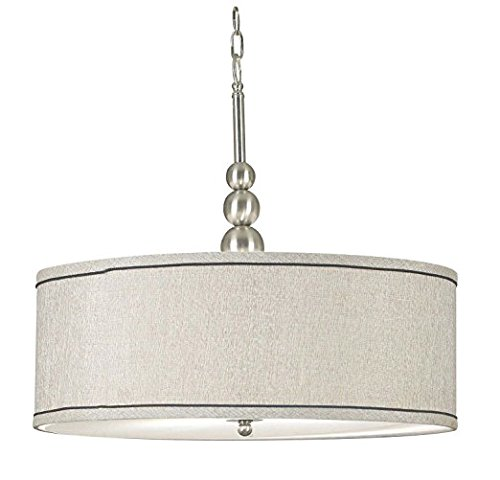 Steel Drum Pendant Lighting in US - 5