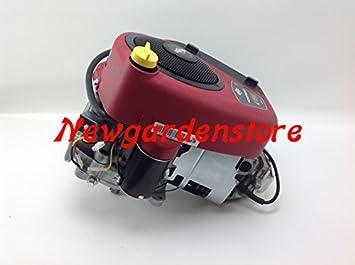 Motor Tractor Cortacésped completo Intek AVS 15, 5 HP 888031 ...