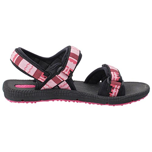 Gold Pigeon Shoes GP5931 Light Weight Adjustable Outdoor Water Sling Back Sandals For Men & Women 8658 Fuchsia stqz3