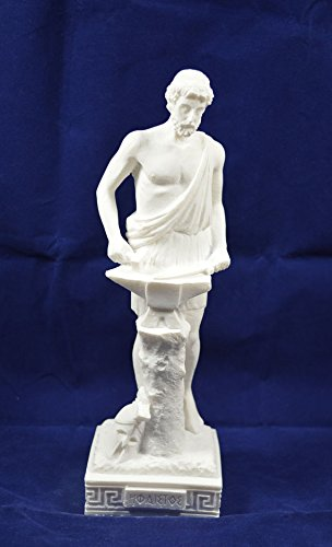 Make Greek God - Hephaestus statue ancient Greek God Hephaistus sculpture
