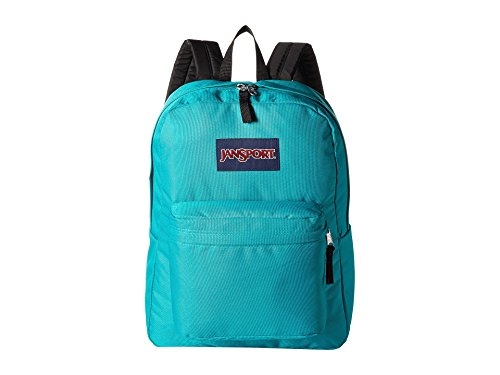 JanSport Unisex SuperBreak Spanish Teal 1 One Size by JanSport