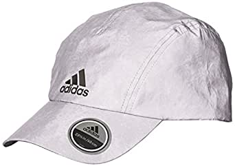 adidas Unisex R96 Ref Cap, Reflective Silver/Black(Silver), OSFL(One Size)