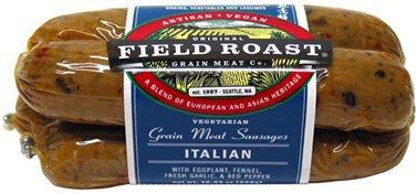 Field Roast Vegetarian Italian Sausage 13 Oz (4 Pack) by Field Roast