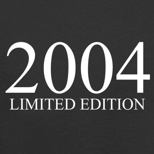 2004 Limierte Auflage / Limited Edition - 13. Geburtstag - Herren T-Shirt - Schwarz - XL