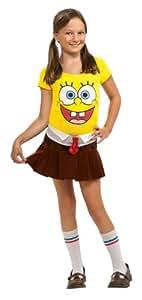 SpongeBob Squarepants Spongebabe Costume - One Color - Large