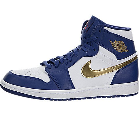Nike Men's Air Jordan 1 Retro High Basketball Shoe