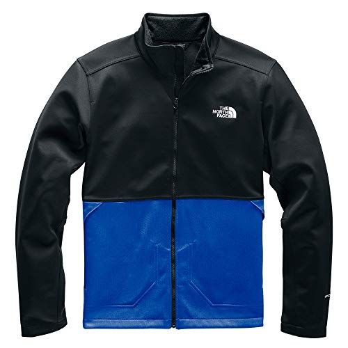 (The North Face Men's Apex Canyonwall Jacket, TNF Blue/TNF Black, XXL)