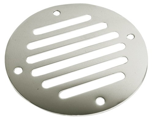Sea Dog Line Vent,Round Locker, 3 1/4