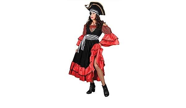 Stamco Disfraz Pirata del Caribe: Amazon.es: Juguetes y juegos