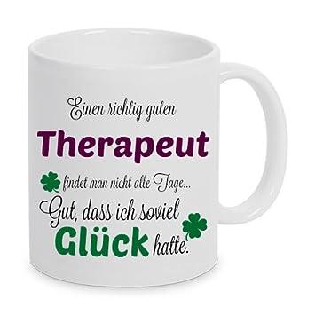 Tassenkingtm Einen Guten Therapeut Tasse