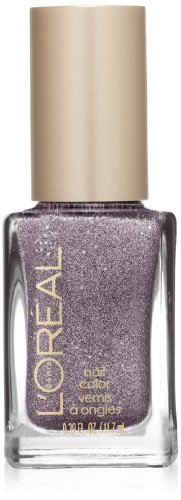 Diamond Dust Nail - L'Oreal Paris Colour Riche Nail Gold Dust Nail Color, Diamond In The Rough, 0.39 Fluid Ounce