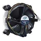 Intel E29477-002 Socket 1366 Copper Core/Aluminum Heat Sink & 4'' Fan w/4-pin Connector up to Core i7 3.06GHz