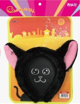 animal headband Chat Noir