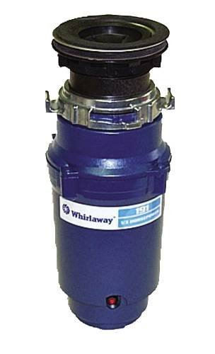 Anaheim 191 Whirlaway Garbage Disposal, 1/3 hp