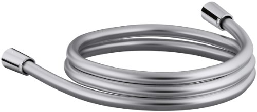 KOHLER K-98359-CP Awaken 60-Inch Smooth Shower Hose, Polished Chrome