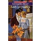 Lady of Quality, Georgette Heyer, 0451173457