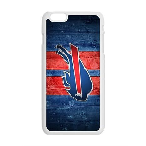 Wish Store Buffalo Rechnungen Logo Case Für Iphone 6 Plus Amazonde
