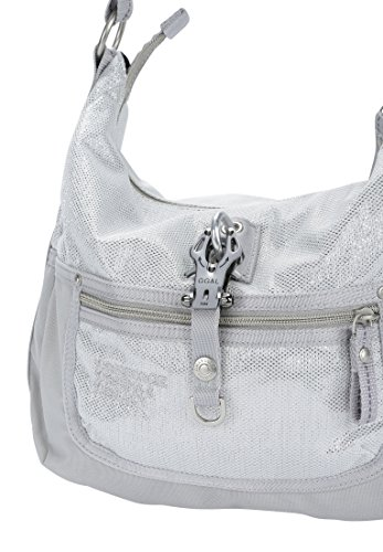 Lucy Hombro silver George De Love Gina amp; Lie Bolso 32 Silver Cm Silber qHg1A