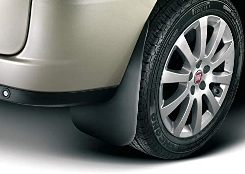 accessorypart Paraspruzzi per Fiat Tutti i modelli HB SD SW posteriore 4 pezzi KIT Parafanghi anteriore