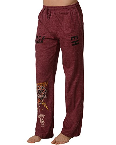 Ed Hardy Men's Tiger Lounge Pants - Rose Sand - ()