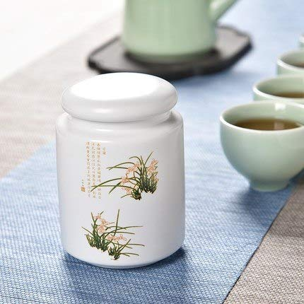 Jar Ceramic - Ceramic Purple Sand Tea Set Ceramic Jar Jar Of Tea Ceramic Porcelain Potes De Cozinha Armazenamento Kitchen Porcelain -