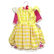 Lalaloopsy Crumbs Sugar Cookie Dress Up Costume Children by Lalaloopsy