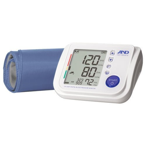 A&D Medical Pro Talking Blood Pressure Monitor by A&D Medica