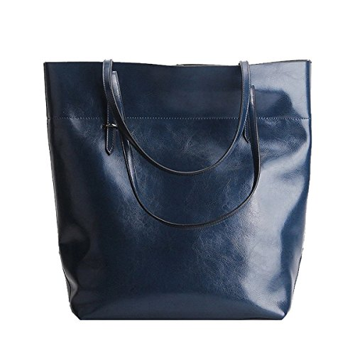 portés main à portés Sac fashion main Sac LF épaule Sac femme Valin Bleu cuir en 8825 UxIOwt1