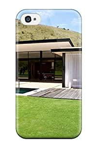 popular New Luxury House Exterior Designs For Apple Iphone 5/5S Case Cover With Perfect Design