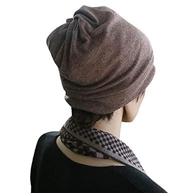 XZDXR Sombrero multiusos de los hombres sombrero nuevo cuello babero moda   Amazon.es  Ropa y accesorios b9a91c7a498