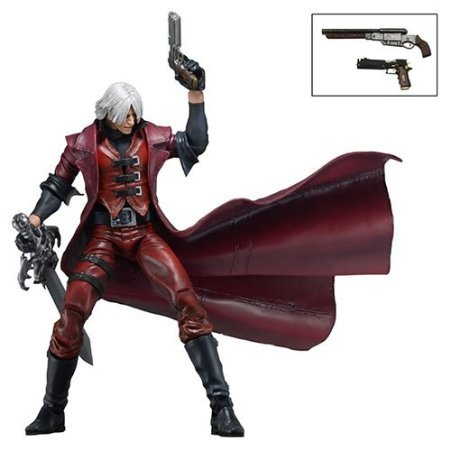 NECA Devil May Cry Ultimate Dante 7' Action Figure