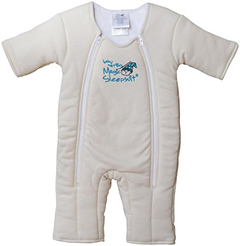 : Baby Merlin's Magic Sleepsuit Cotton