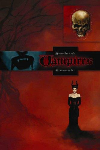 Download Dark Horse Deluxe Stationery Exotique: Simon Thorpe's Vampires ebook