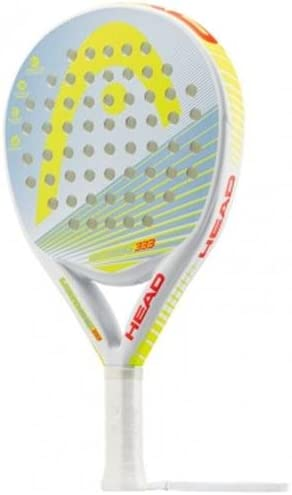 Head Lighthing 333 - Pala de pádel, Color Gris/Amarillo, Talla 38 ...