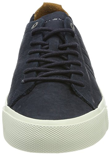 D2285ino Homme Sneakers Midnight 1n Bleu Basses Tommy Hilfiger f5Ccfq