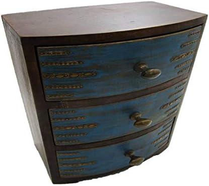 Cómoda de madera con cajones, caja de madera, caja de madera con ...