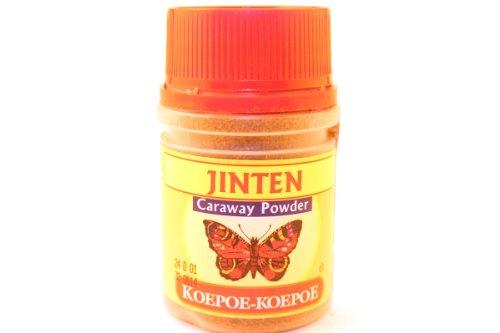 Jinten (Caraway Powder) - 1.13oz (Pack of 3) by Koepoe Koepoe